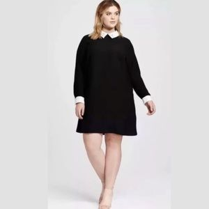 Victoria Beckham Target | Rabbit Collar Dress